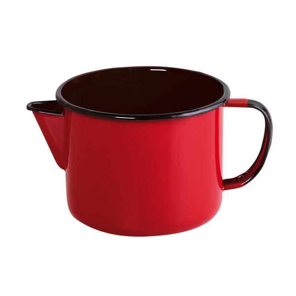 Caneca c/ Bico Ewel Vermelha