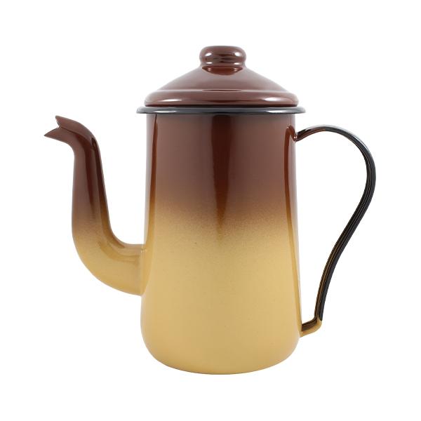 Bule Café Mãe Ágata Marrom