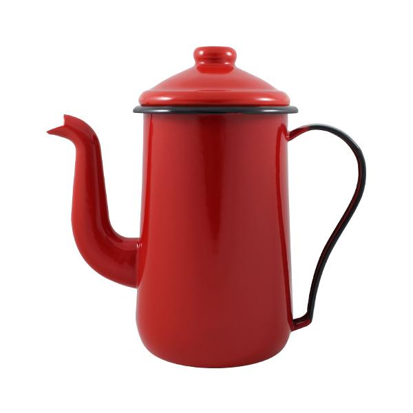 Bule Café Mãe Ágata Vermelho