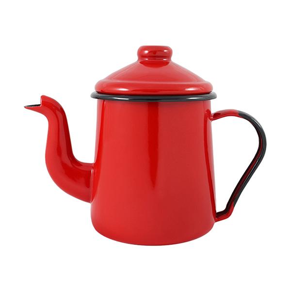 Cafeteira Mãe Ágata Vermelha