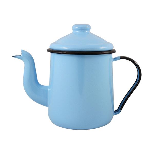 Cafeteira Mãe Ágata Azul Claro