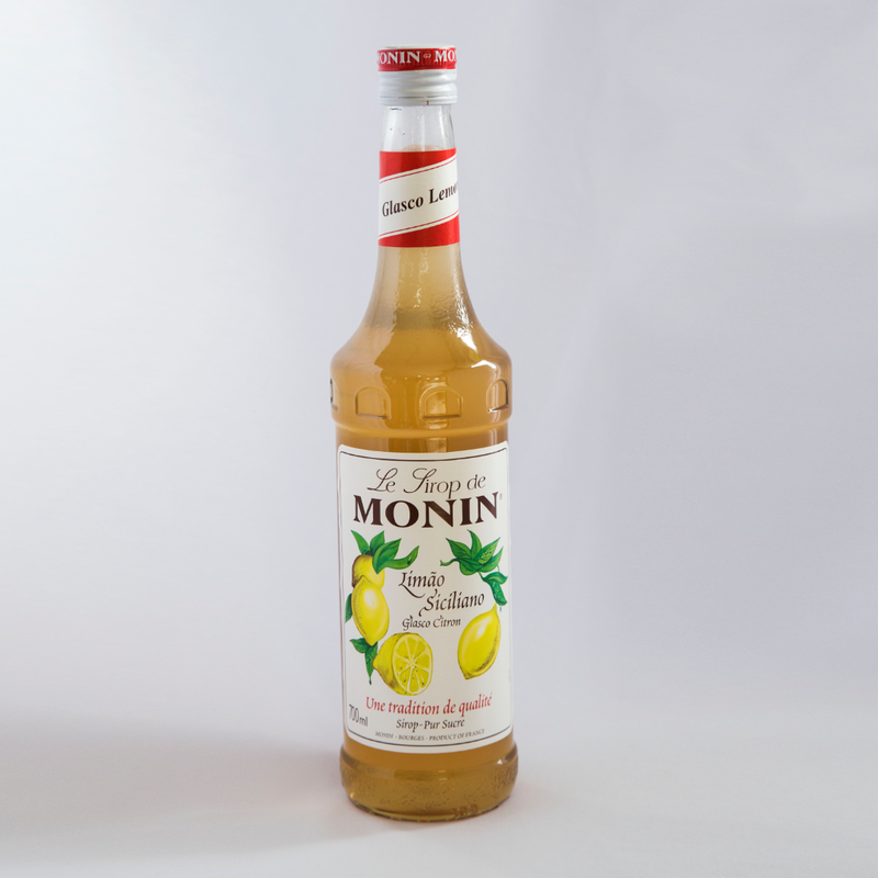 Xarope Monin Limão