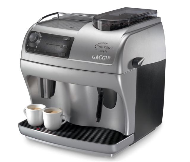 Cafeteira Espresso Syncrony Prata